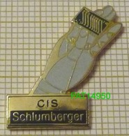 CIS SCHLUMBERGER  En Version EGF - Badges