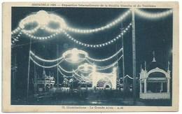 38 Grenoble - Exposition Internationale De 1925 - La Grande Allée - Grenoble