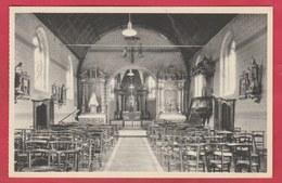 Ragnies - Intérieur De L'église  ( Voir Verso ) - Thuin