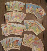 Ancien Jeu De 7 Familles ( Lamarée , Lavigne , Lepicier , Etc - Autres Collections