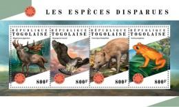 Togo 2018   Extinct Species S201807 - Togo (1960-...)