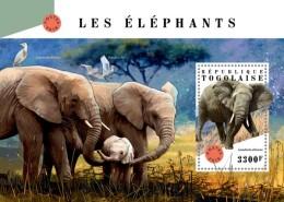 Togo 2018   Elephants S201807 - Togo (1960-...)