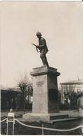 CPA PHOTO. ROUMANIE. VASLUI. Monumentul Eroilor (Monument Des Héros) - Romania