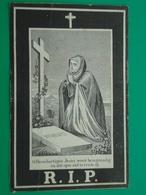 Burgemeeste Franciscus Michiels - Vermeylen Geboren Te  Keerbergen 1820 En Overleden   1868  (2scans) - Religion & Esotérisme