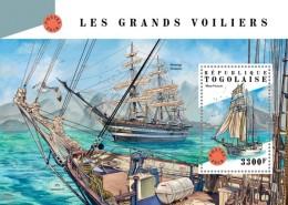Togo  2018 Tall Ships  201807 - Togo (1960-...)