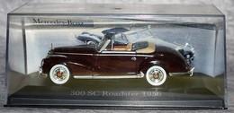 MERCEDES-BENZ 300SC Roadster - 1956 - Voitures, Camions, Bus