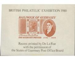 Ref. 588592 * MNH * - GUERNSEY. 1971. EL IMPRESOR THOMAS DE LA RUE - Guernsey