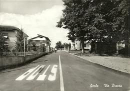 Gorle (Bergamo) Via Brenta, Rue Brenta, Brenta Street, Brenta Strasse - Bergamo