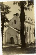 91 TIGERY - Rare Carte-photo - La Chapelle Du Noviciat En 1939 - Autres Communes
