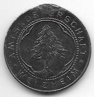 *notgeld Welzheim 10 Pfennig 1918 Fe 13940.2 - Autres