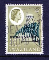 Swaziland 1968 Independence - 2c Forestry Used (SG 144) - Swaziland (1968-...)