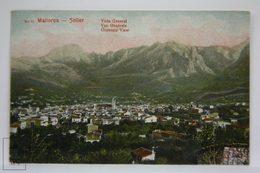 Postcard Spain - Mallorca, Soller - General View - Vista General - Ed. AM - Palma De Mallorca