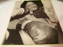 ANCIENNE PHOTO ALPHONSE  HALIMI 1959 - Boxing