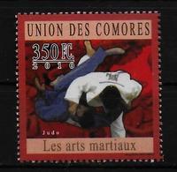 COMORES N° ( 2010 ) * *  Judo - Judo