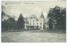Sart Dames Avelines Château De La Hutte - Villers-la-Ville