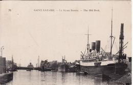 44 SAINT NAZAIRE -- Le Vieux Bassin N° 70 - Saint Nazaire