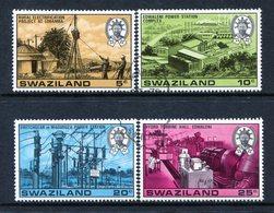 Swaziland 1978 Hydro-electric Power Set Used (SG 289-292) - Swaziland (1968-...)