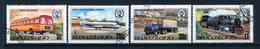 Swaziland 1981 Transport Set Used (SG 368-371) - Swaziland (1968-...)