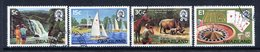 Swaziland 1981 Tourism Set Used (SG 372-375) - Swaziland (1968-...)