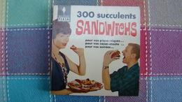 Marabout FLASH N° 93 300 Succulents Sandwichs - Gastronomía