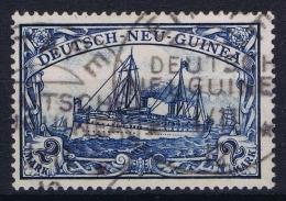 Deutsch Neu-Guinea: Mi 17 Obl./Gestempelt/used  EITAPE Signed/ Signé/signiert - Colonie: Nouvelle Guinée