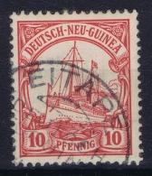 Deutsch Neu-Guinea: Mi 9 Obl./Gestempelt/used  EITAPE - Kolonie: Deutsch-Neuguinea