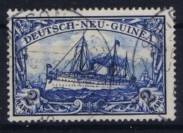 Deutsch Neu-Guinea: Mi 17 Obl./Gestempelt/used  SIMPSONHAFEN Stempel 22 Signed/ Signé/signiert Richter - Kolonie: Deutsch-Neuguinea