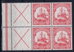 Deutsch Ostafrika Zusammendrücke   Postfrisch/neuf Sans Charniere /MNH/** - Kolonie: Deutsch-Ostafrika