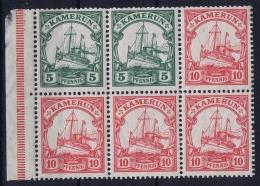 Deutsch Kamerun Zusammendrücke   Postfrisch/neuf Sans Charniere /MNH/** - Kolonie: Kamerun