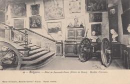 CPA - Avignon - Hôtel De Baroncelli Javon ( Palais Du Roure ) - Escalier D'honneur - Avignon