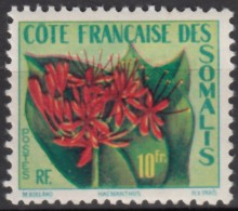 N° 290 - X X - ( C 1554 ) - Costa Francese Dei Somali (1894-1967)