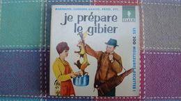 Marabout FLASH N° 148 Je Prépare Le Gibier - Gastronomía