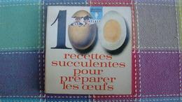 Marabout FLASH N° 159 100 Recettes Succulentes Pour Préparer Les Oeufs - Gastronomía