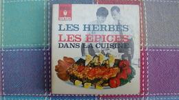 Marabout FLASH N° 207 Les Herbes Et Les épices Dans La Cuisine - Gastronomía