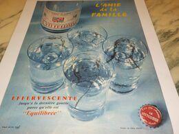 ANCIENNE PUBLICITE L AMIE DE LA FAMILLE  LA VITTELLOISE  1959 - Posters