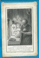 Holycard    Canivet     Letaille     599 - Images Religieuses