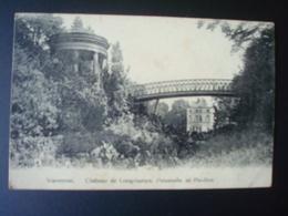 WAREMME : Châteaude LONGCHAMPS, Passerelle Et Pavillon En 1921 - Borgworm