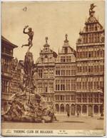 Bulletin Officiel Du Touring Club De Belgique Du 15/05/1934 Rochefort Gand Byloke Congo Belge Shanghai - Old Paper