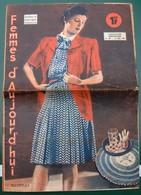 Femmes D' Aujourd' Hui N° 463  De 1942 - Kranten