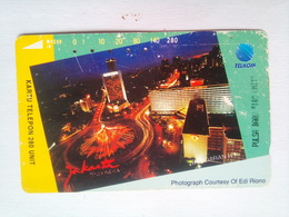 Night View  100 Unit Overprint On 280 Units - Indonesia