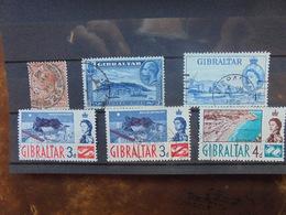 GIBRALTAR SERIE OBLITEREE (43) - Gibraltar