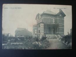 HERVE : Villa Des ROSES En 1909 - Herve