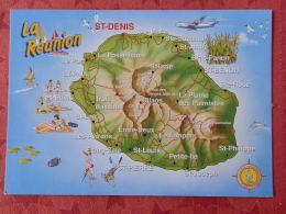 Cpm  ILE De La REUNION , Océan Indien  (M3.1131) - La Réunion