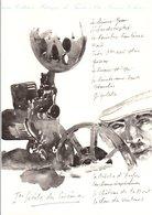 1995 DOCUMENT ENCART 1 ER SIECLE DU CINEMA - Documenten Van De Post