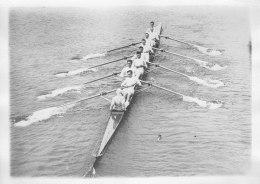 1930 Aviron,l'équipe De Cambridge S'entraine Pour Le Match Oxford Cambridge,photo Meurisse - Sport