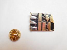 Beau Pin's , Banque ?? , BM IFC 1991 - Banche