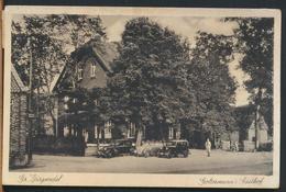 °°° 11176 - BURGWEDEL - GOLTERMANN'S GASTHOF - 1917 With Stamps °°° - Burgwedel