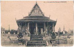 CAMBODGE  SOUVENIR  DES  RUINES  D ANGKOR BE  T151 - Camboya