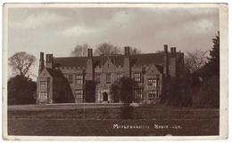 Mapledurham House Real Photo Postmark 1919 - Elizabethan Brick - England