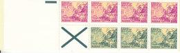 CARNET ** DE 1977 - MICHEL 3X 695C + 5X 696C** - Algérie (1962-...)